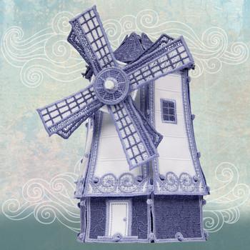 Freestanding Windmill