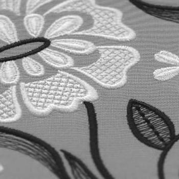 Stencil Blooms