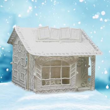 Winter Village Freestanding Toy Store