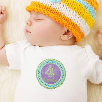 Baby Tee Appliques