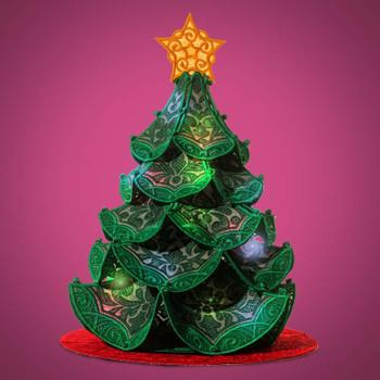 Freestanding Christmas Tree