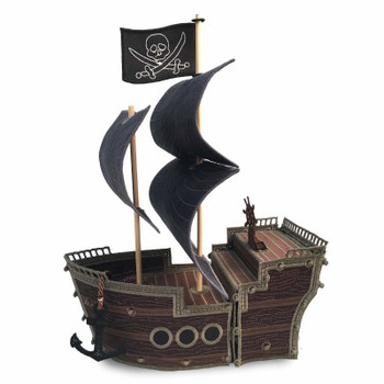Freestanding Pirate Ship