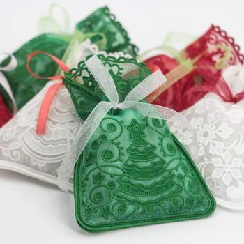 In The Hoop Christmas Elegance Bags