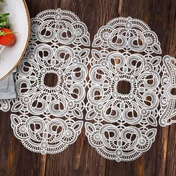 Buildable Freestanding Lace Doilies