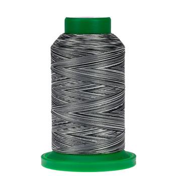 9005 Salt & Pepper Isacord Variegated Thread