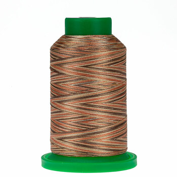 9302 Bark Isacord Variegated Thread