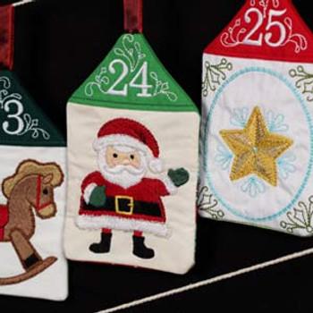 Merry & Bright: 31 Days to Stitch, Turn & Celebrate