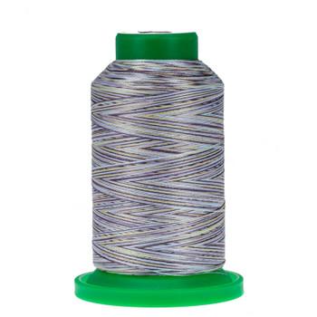 9871 Zen Rock Garden Isacord Variegated Thread