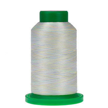 9909 Baby Girl Isacord Variegated Thread