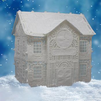 Winter Village Freestanding Town Hall