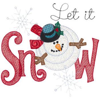 Ho Ho Ho Let It Snow