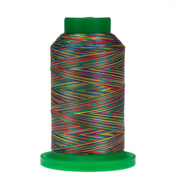9937 Carnival Isacord Variegated Thread