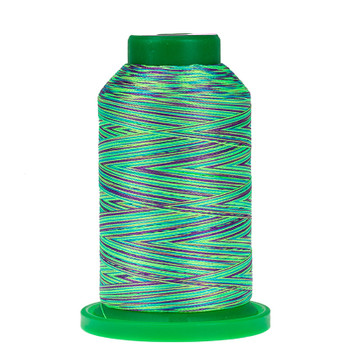 9971 Emerald City Isacord Variegated Thread