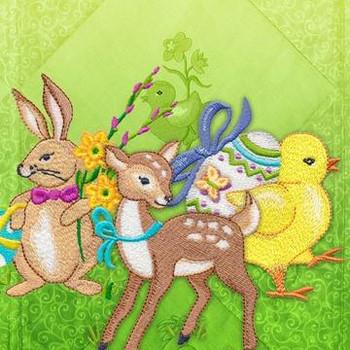 Hoppy Easter by Heidi Boyd