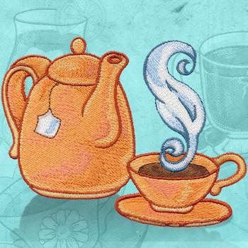 Tea by Krista Hamrick