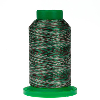 9982 Pine Forest Isacord Variegated Thread