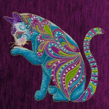 Cat-i-tude by Ann Lauer