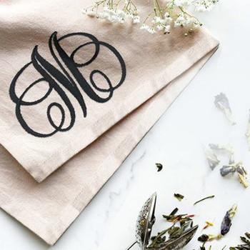 Swirled Monogram