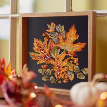 Autumn Splendor by Jackie Robinson