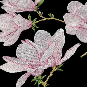 Magnolias by Jackie Robinson