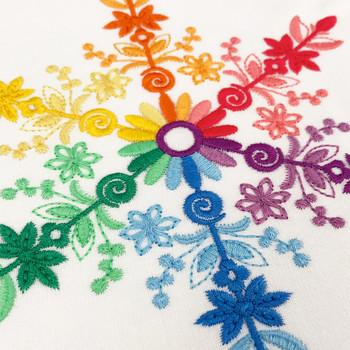 Flowering Snowflakes