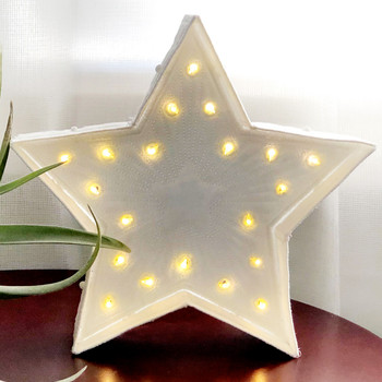 Freestanding Star Bright