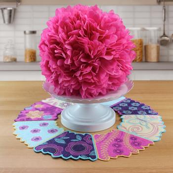 Freestanding Floral Wreaths