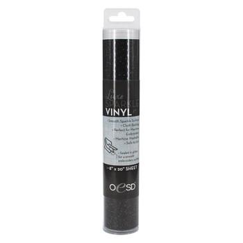 OESD Luxe Sparkle Vinyl Black