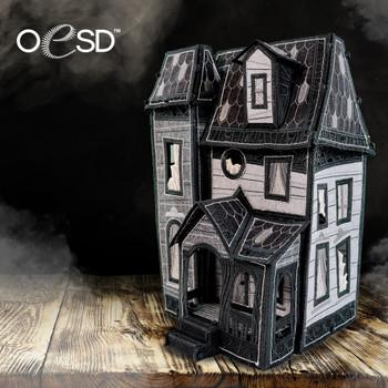 Freestanding Midnight Manor