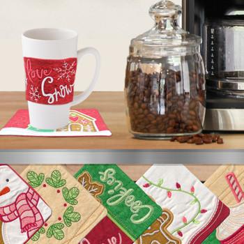 Warm & Cozy Mug Rugs
