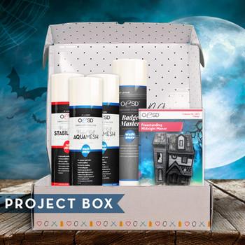 Freestanding Midnight Manor Project Box