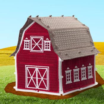 Freestanding Barn