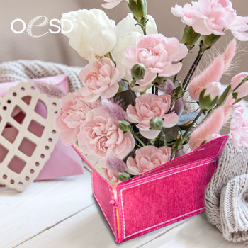 Freestanding Origami Gift Boxes