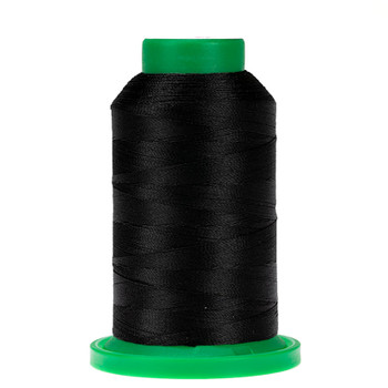 2922-0020 Black Isacord Thread