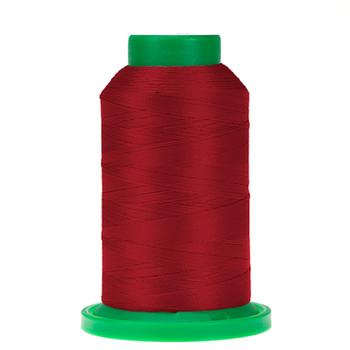 2922-1902 Poinsettia Isacord Thread