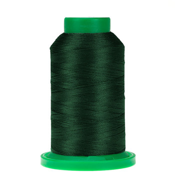 2922-5555 Deep Green Isacord Thread