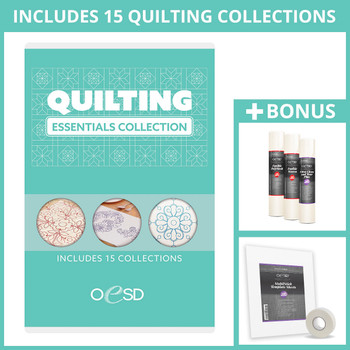 Quilting Essentials Plus Bonus