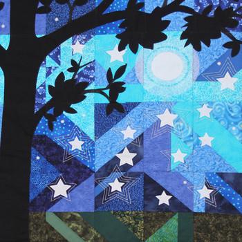 A Moonlit Nightscape