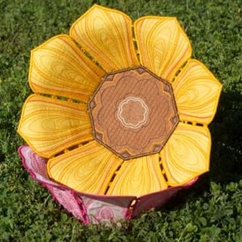 Freestanding Flower Bowls