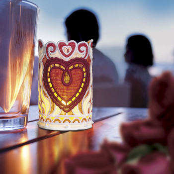 Sweetheart Tea Light Holders
