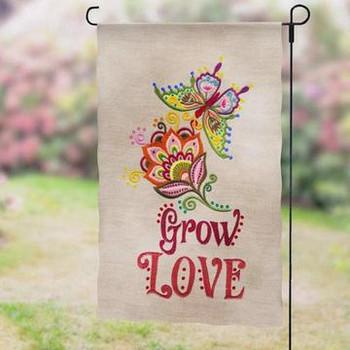 Grow Love by Mary Tanana