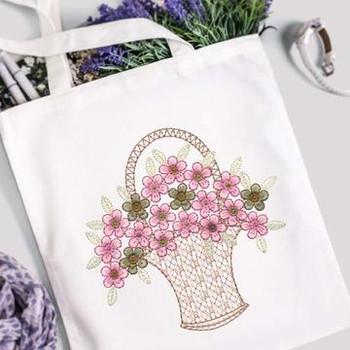 Blooming Baskets by Gerri Robinson
