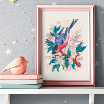 Brilliant Birds by David Hitch