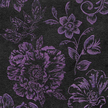 Violet Twilight by Benartex