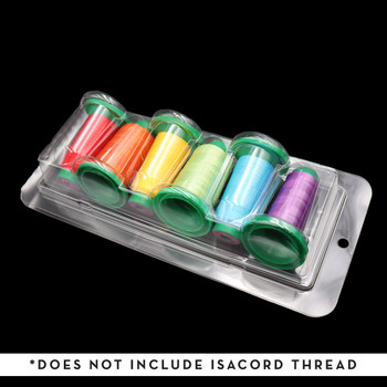 Isacord Clamshells 20 Pack