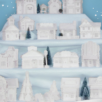 Winter Village 2021 Complete Collection