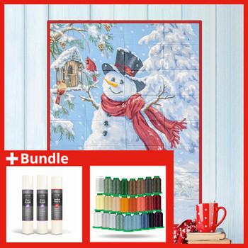 Happy Snowman Bundle