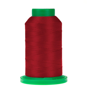 2922-1902 Poinsettia Isacord Thread