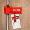 Ball Valve Lockout, 1.5 - 2.5 IN Dia