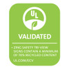UL Validated Product for Recycled Content